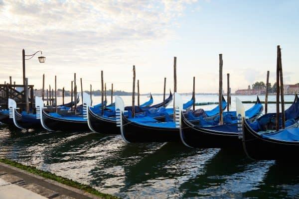 Stazi delle Gondole a Venezia - Indicazioni su dove trovarli