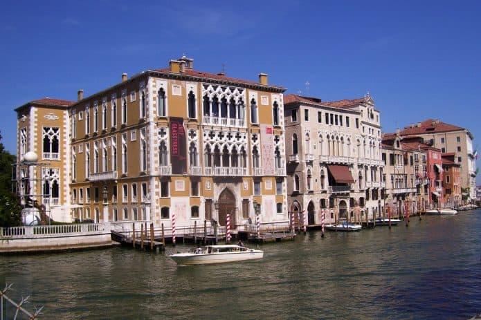 Venezia in 3 giorni - Visitare i palazzi sul Canal Grande