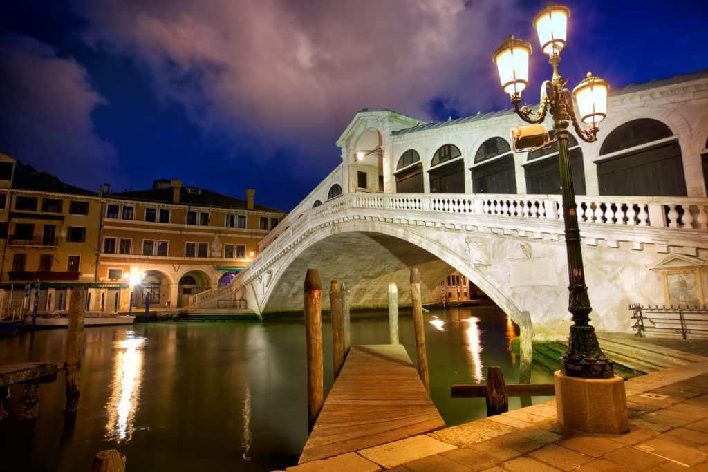 Cosa vedere a Venezia in 3 giorni: il Ponte di Rialto