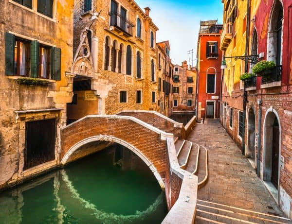 Visitare i sestieri di Venezia - Attrazioni