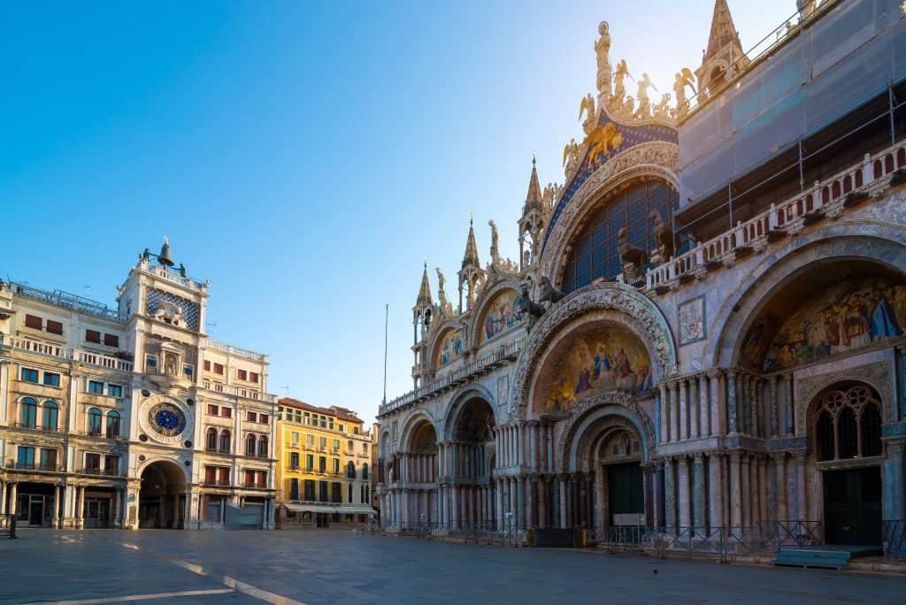 La meravigliosa basilica di San Marco. Biglietti prioritari
