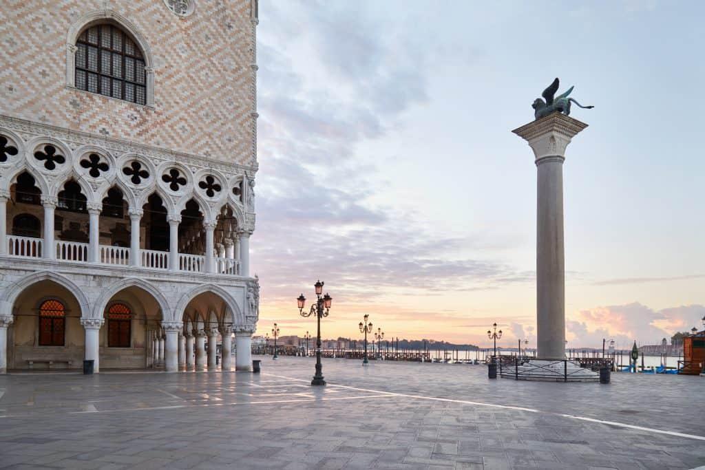 Palazzo Ducale a Venezia . Bilglietti salta coda