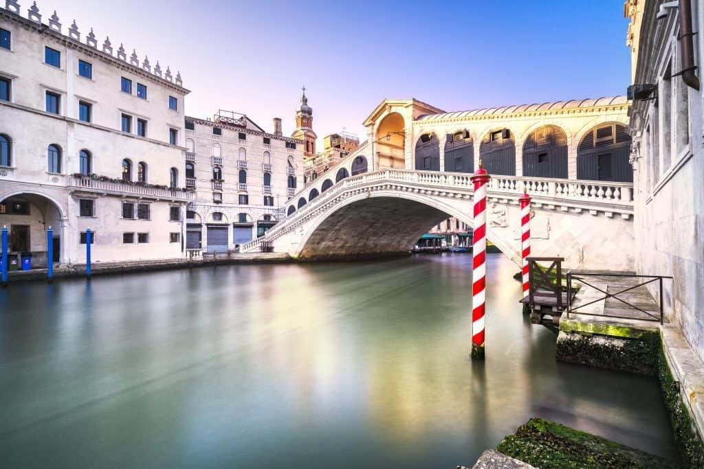 Ponte di Rialto - Attrazioni di Venezia