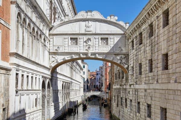 Visitare Venezia in 3 giorni - Ponte dei Sospiri