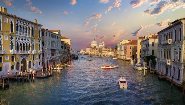 visitare Venezia in 3 giorni. il Canal Grande
