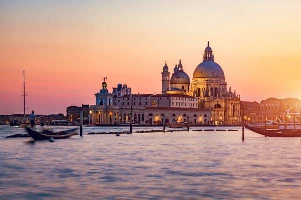 Informazioni per arrivare a Venezia