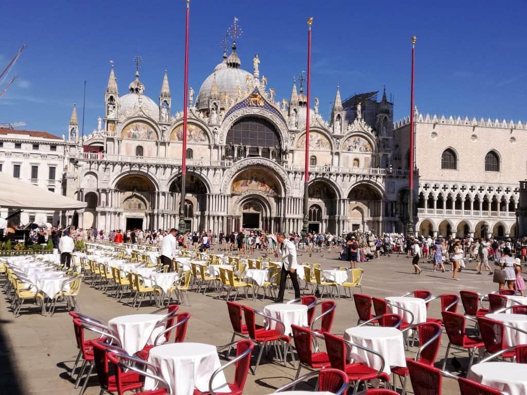 Visitare Venezia in 3 giorni - Piazza San Marco