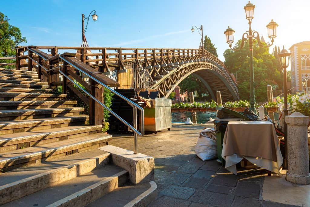 Venezia in un giorno - Il ponte dell'Accademia