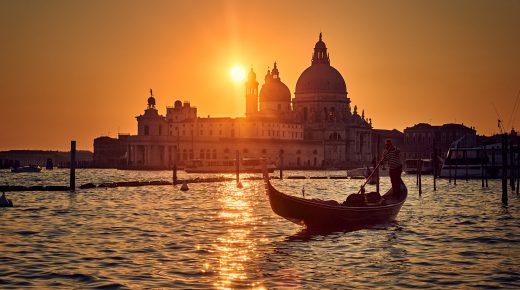 Tramonto a Venezia – 4 posti ideali per goderselo
