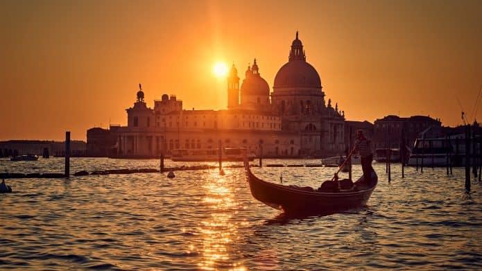 Tramonto a Venezia: i posti più belli dove goderselo